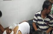 ओडिशा: बीजेडी प्रत्याशी पर बम फेंका, कांग्रेस अध्यक्ष पटनायक पर हमला