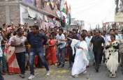 बंगाल की सीएम ममता बनर्जी का जनसम्पर्क अभियान