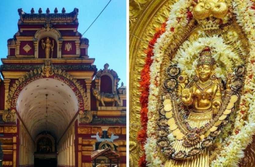 विचित्र परंपराः इस मंदिर में एक दूसरे पर बरसाई जाती है आग, तभी पूरी होती है मनोकामना