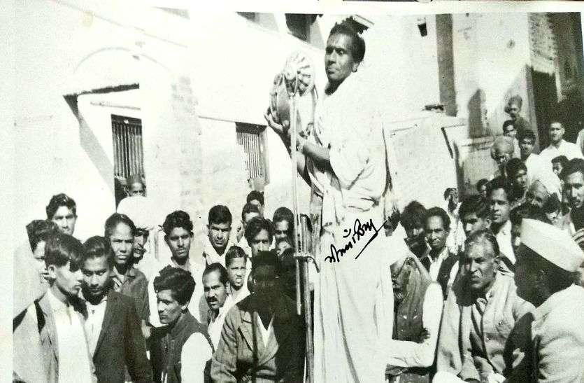 बीकानेर लोकसभा क्षेत्र: निर्दलीय प्रत्याशियों का अनोखा था चुनाव प्रचार का तरीका