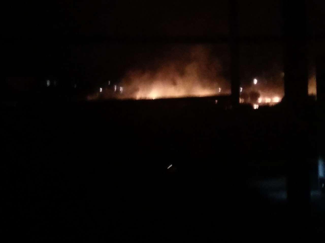 fire in bhopal
