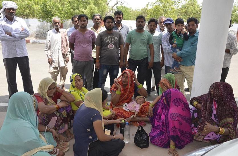आरोपी ने महिला से मांगा था पानी, नहीं देने पर गुस्से में वारदात को दिया अंजाम