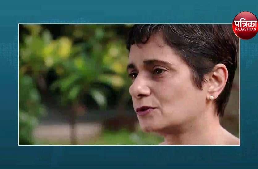 भारत में काम कर लंदन की रॉयल सोसायटी की सदस्य बनी