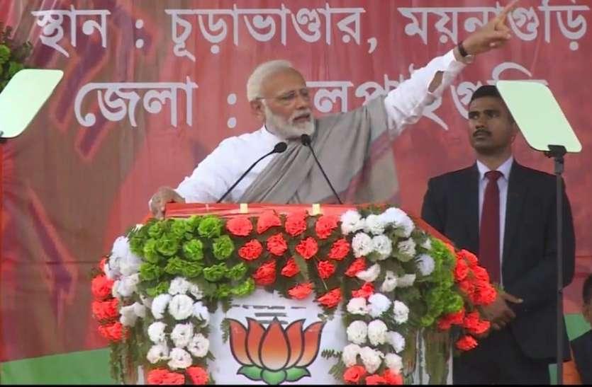 लोकसभ चुनाव 2019 : मोदी के बंगाल से चुनाव लड़ऩे की अटकलों पर ऐसे लगा शाह ने लगाया ब्रेक