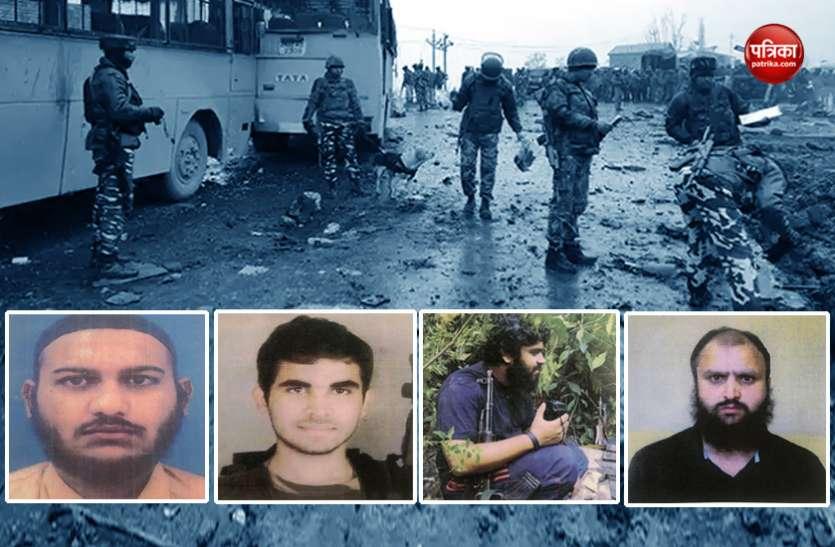 पुलवामा हमले के 45 दिनों के भीतर इससे जुड़े सभी जैश आतंकी निपटाए गएः सूत्र