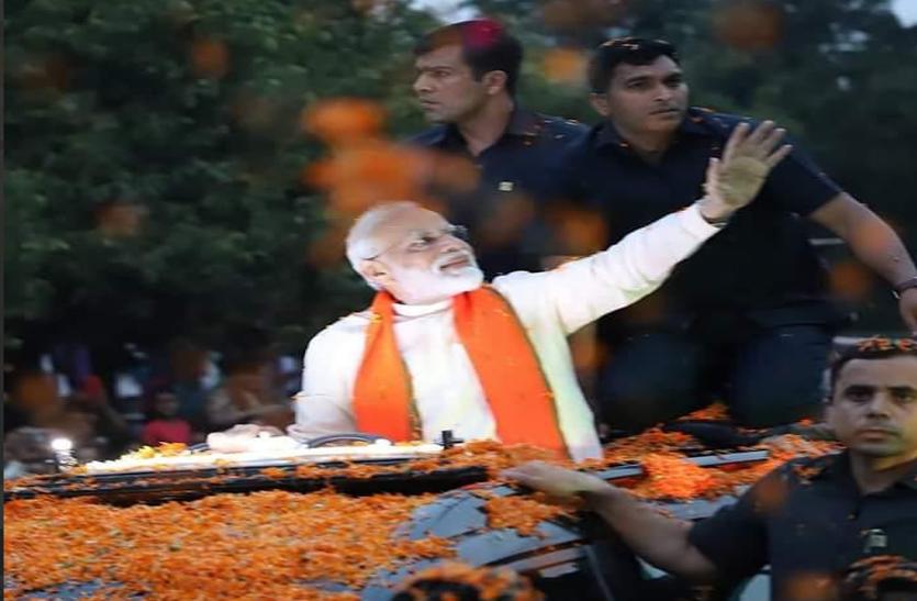 झारखंड में नरेंद्र मोदी के पहले चुनावी दौरे का आगाज आज, रांची में करेंगे रोड शो, 24 को लोहरदगा में जनसभा