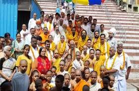 वाराणसी के संतों ने PM मोदी के खिलाफ घोषित किया प्रत्याशी, BHU के इस गोल्ड मेडलिस्ट को दिया टिकट