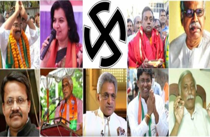 ओडिशाः हैवीवेट्स के किस्मत का फैसला आज, मतदाता व मतदान केंद्र तैयार