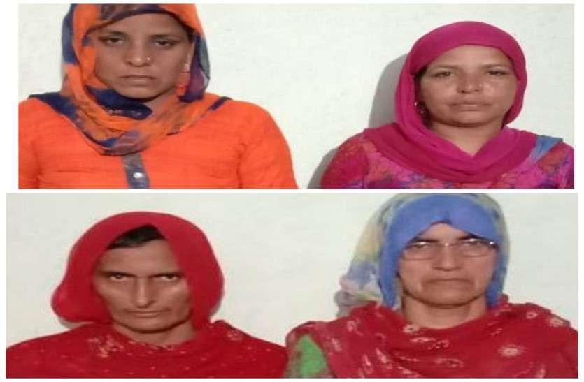 बेटियों ने दिया मां की अर्थी को कंधा, बहुओं ने दी मुखाग्नि