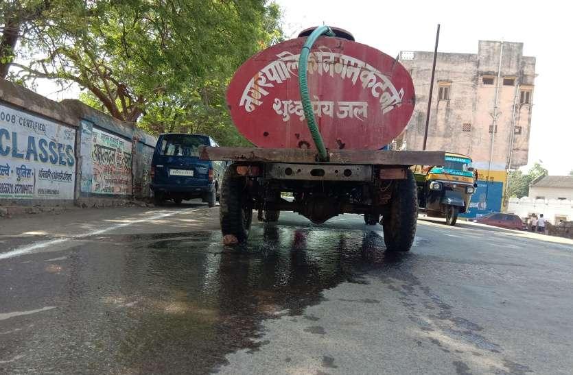 Video: आखिर क्यों ने प्यासे रहें शहर के लोग जब जारी है ऐसी मनमानी, 32 की जगह मिल रहा कुल 18 मिलियन लीटर पानी