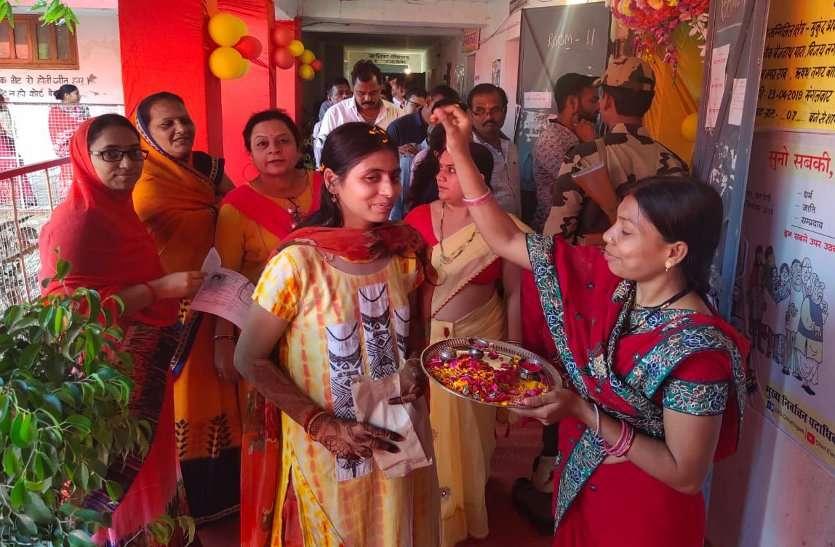 Big Breaking: शुरू हुआ CG में अंतिम चरण का मतदान, दुर्ग से दिल्ली के दावेदार को वोटर्स कर रहे EVM में कैद, video
