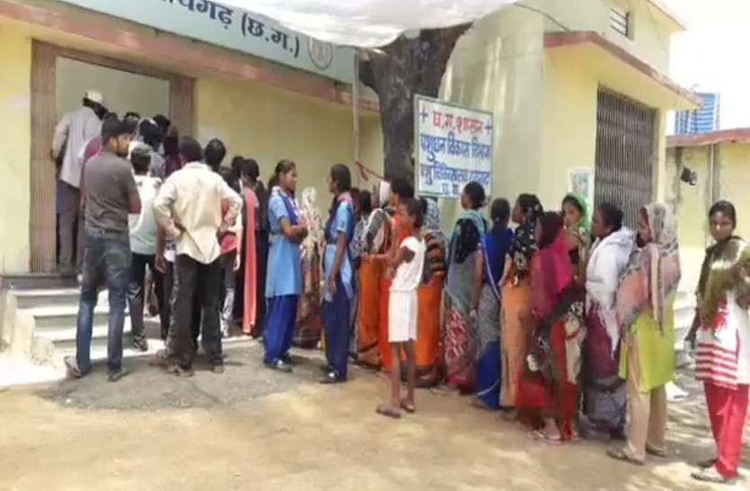 गोद में 5 महीने का बच्चा लेकर वोट देने गई थी महिला, अचानक आया चक्कर और हो गई मौत