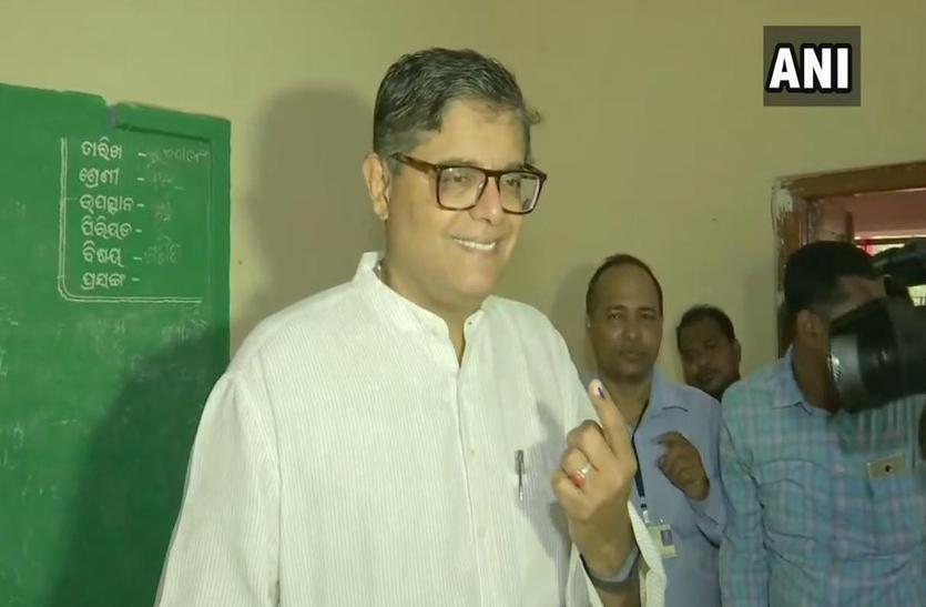 ओडिशा में तीसरे चरण के तहत शाम 6 बजे तक हुआ 58.16 प्रतिशत मतदान