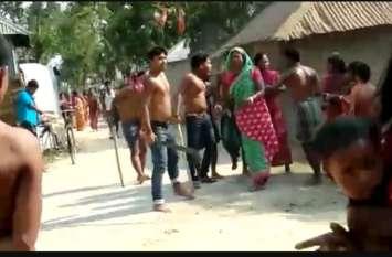 पश्चिम बंगाल के मुर्शिदाबाद में बड़े पैमाने पर हिंसा, एक मरा