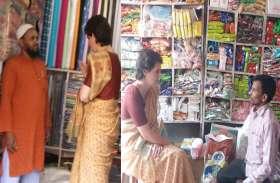 प्रियंका गांधी ने व्यापारी से पूछा उसके बिजनेस के बारे में तो मिला यह जवाब