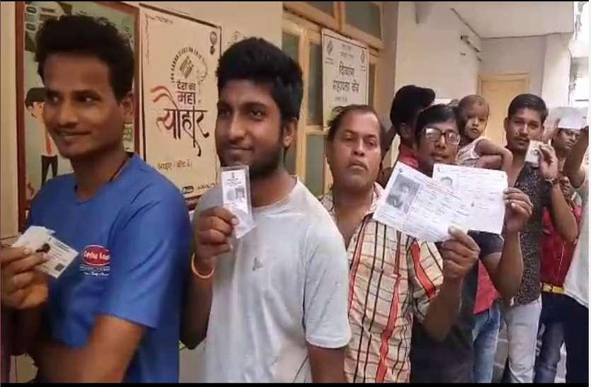 भाजपा उम्मीदवार ने किया मतदान, 10 प्वॉइंट्स में जानें कोरबा सीट के बारे में