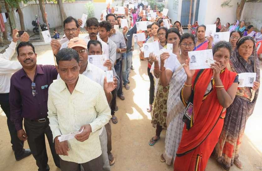 सरगुजा लोकसभा में देर शाम तक मतदान, आंकड़ा पहुंचा 75.06 प्रतिशत, पिछले चुनाव में इतनी हुई थी वोटिंग