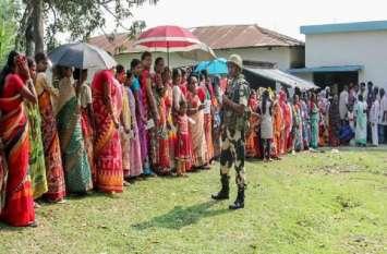 पश्चिम बंगाल: दिन चढऩे के साथ मतदान ने पकड़ी इस तरह रफ्तार