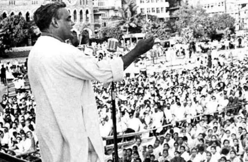 अटलजी का भाषण सुनने के लिए लोगों ने रोक दिया गया था काफिला, विपक्ष ने नहीं किया था सभा का विरोध