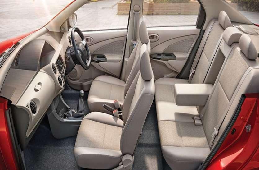 बड़ी फैमिलीज के लिए बेस्ट है Toyota की ये कार, 24 का माइलेज और कीमत मात्र 6. 17 लाख