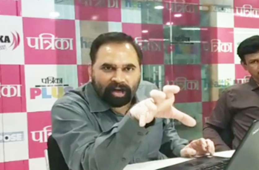 Episode 385 – #hallabol – Lok Sabha CG 2019 – क्या तीसरे दौर के चुनाव के बाद देश में मोदी लहर दिखने लगा है?