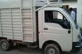नस्करपाड़ा से मालवाही वाहन चोरी