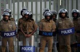श्रीलंका में स्थितियां हुई बेकाबू, सीरियल ब्लास्ट के बाद सुरक्षा बढ़ाई, देखें तस्वीरें