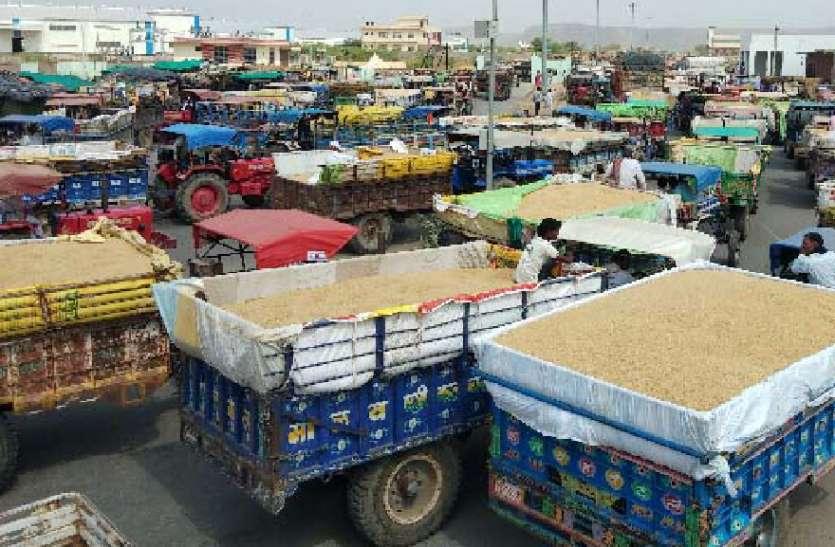 किसानों को इस बार गेहूं बेचने में मिल रही बड़ी राहत, हो रही यह खास पहल