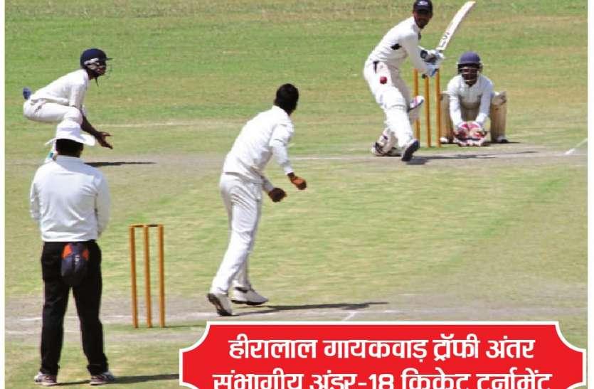कड़े मुकाबले के बीच ग्वालियर ने दी इंदौर को शिकस्त