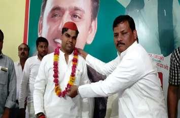 भाजपा की बी टीम के तौर पर काम कर रही है प्रगतिशील समाजवादी पार्टी: अक्षय यादव