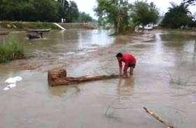 शारदा नहर में ग्रामीणों को दिखी अचानक यह अद्भुत चीज, नहर किनारे ग्रामीणों में मचा हड़कंप,