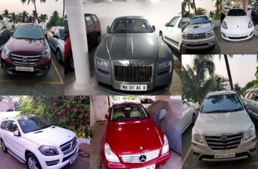नीरव मोदी और मेहुल चौकसी की गाड़ियों की हुई नीलामी, 3.29 करोड़ में हुई बिक्री