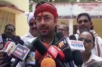 भाजपा शासनकाल से त्रस्त है जनता, कांग्रेस को मिलेगी जीत- ललितेश