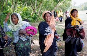 मिजोरम में प्रवेश करती 8 रोहिङ्ग्या महिलाएं गिरफ्तार