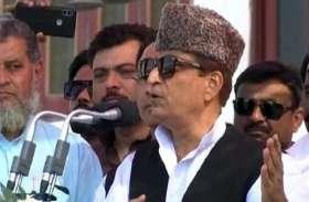 आजम खान की जारी है बदजुबानी, अब जिलाधिकारी पर गंभीर आरोप लगा कर फंसे