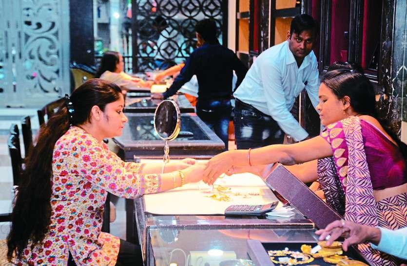 शादी का सीजन आते ही बढ़ने लगी सोने की कीमत, 24 कैरेट गोल्ड की कीमत 33 हजार रुपए