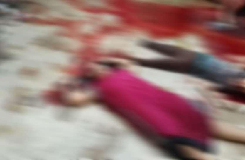 पति पत्नी और दो मासूमों की हत्या,  एक साल बाद तीन आरोपी गिरफ्तार