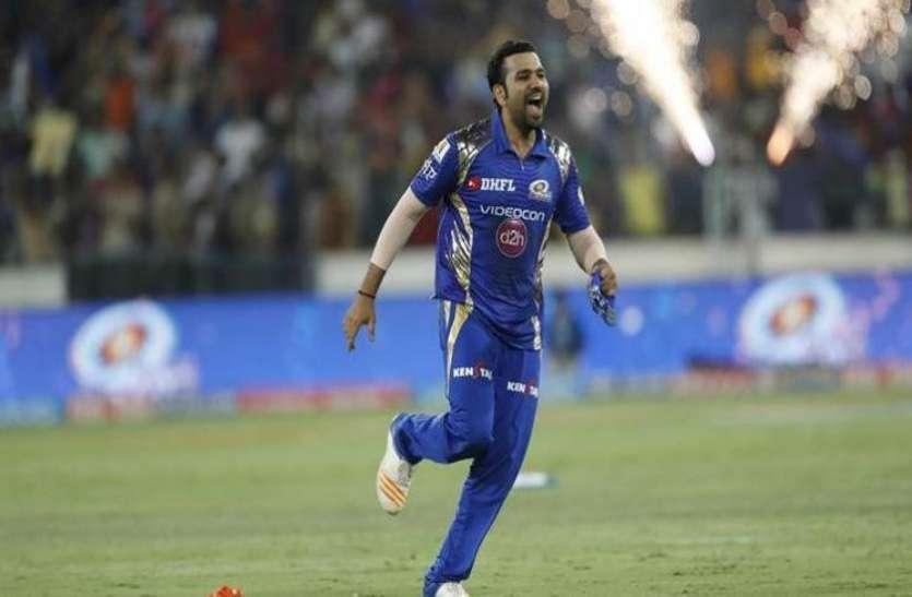 IPL 2019: भारतीयों में सबसे आगे निकले रोहित शर्मा