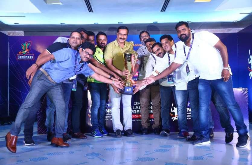 तमिलनाडु बैडमिंटन सुपर लीग 3 जून से