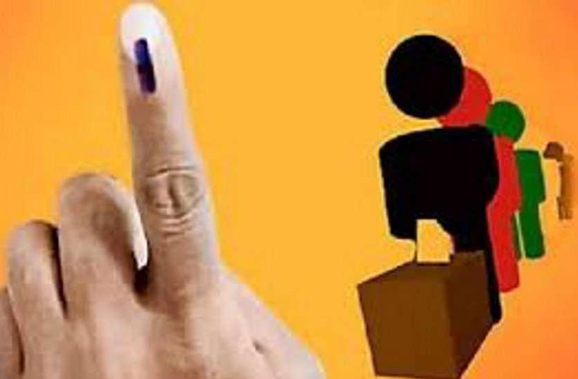 चुनाव2019: सबसे ज्यादा 74.32% मतदान राजगढ़ में और सबसे कम 54.49% भिंड में