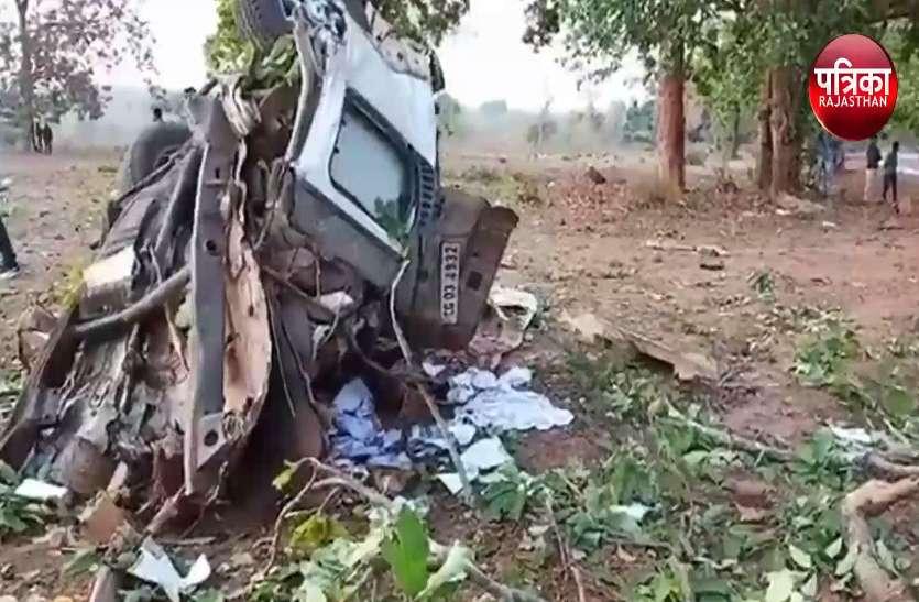 नक्सली हमले में 2 जवान शहीद