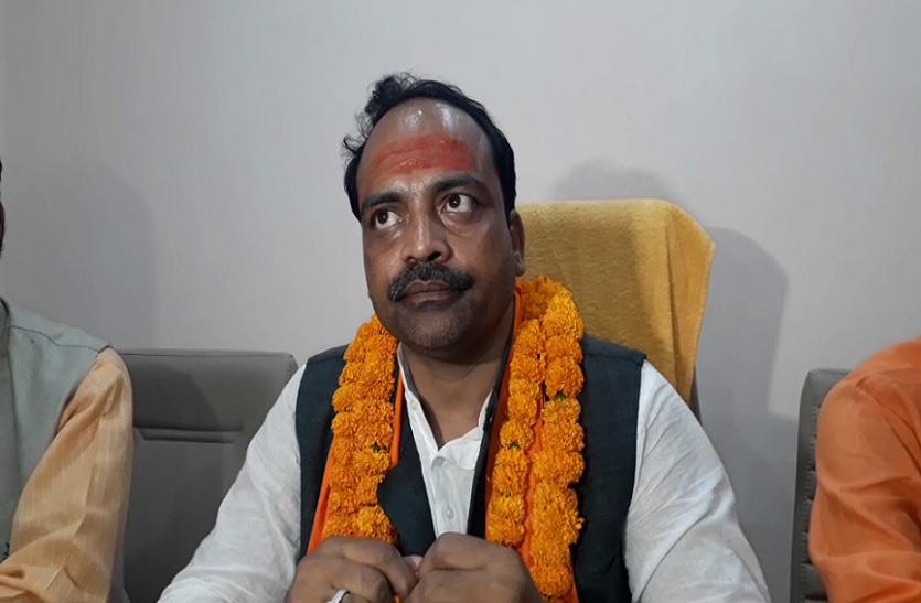 भाजपा प्रत्याशी की मुश्किलें बढ़ीं, ब्राह्मणों पर आपत्तिजनक बयान वाला वीडियो हुआ था वायरल