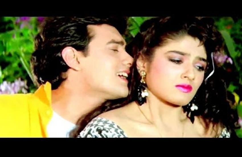 आमिर खान ने रवीना टंडन के साथ की थी ऐसी हरकत, अभिनेत्री ने बदला लेकर ही ली चैन की सांस, किया कुछ ऐसा