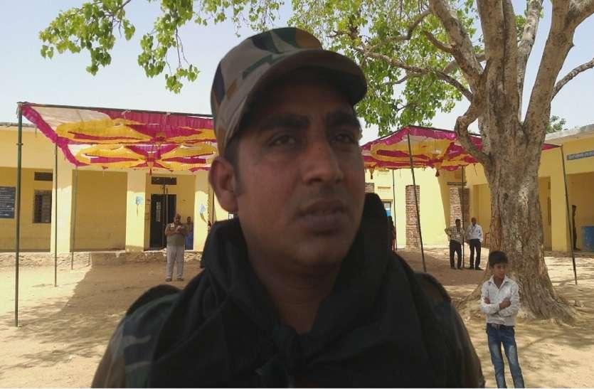 Lok Sabha Election 2019 Tonk-Sawai Madhopur : इरशाद और राम...जैसे वीरों की बदौलत भयमुक्त मतदान, नक्सल क्षेत्र से ज्यादा यहां शांति