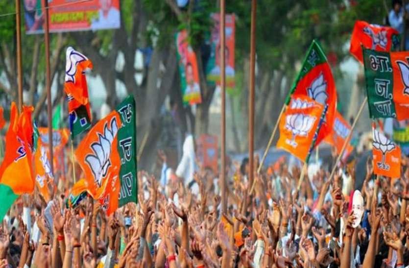 Lok Sabha result 2019: सपा से भाजपा में शामिल हुए इस बड़े नेता की मेहनत लाई रंग, इन दो सीटों पर जीती पार्टी