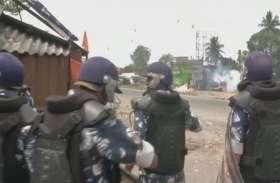 पश्चिम बंगाल: आसनसोल के बाद बीरभूम में भड़की हिंसा, बूथ में तोड़फोड़ और फायरिंग