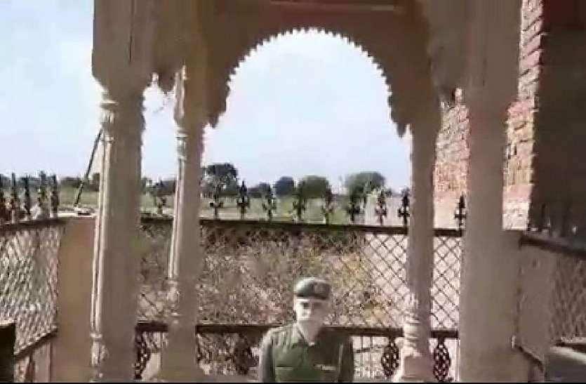 यहां से हर घर का बेटा देश की सुरक्षा में तैनात