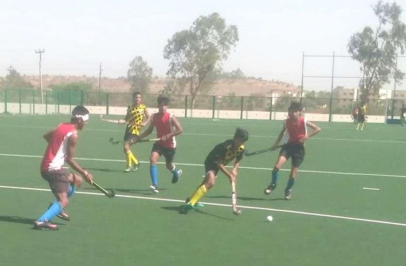 मंदसौर-इंदौर और शाजापुर की टीमों के बीच खेला जाएगा फायनल