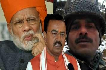 तेज बहादुर यादव को मोदी के खिलाफ प्रत्याशी बनाए जाने पर केशव प्रसाद मौर्य का बड़ा बयान