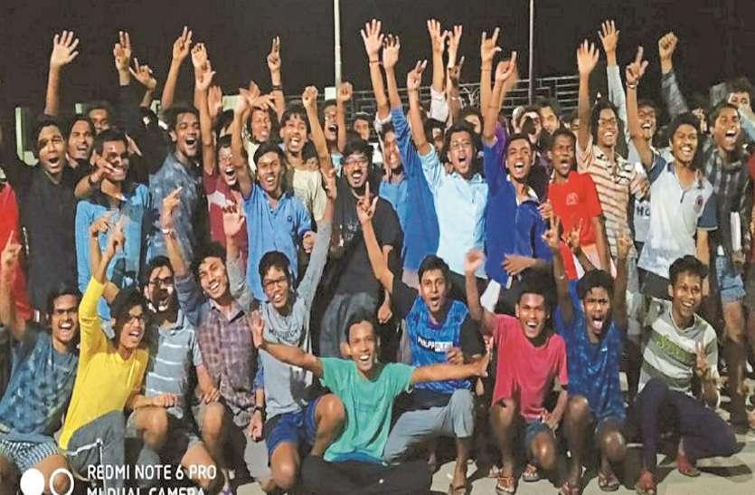 ये हैं रायपुर के जेईई मेंस-2 के सितारे, प्रयास का प्रयास भी लाया रंग